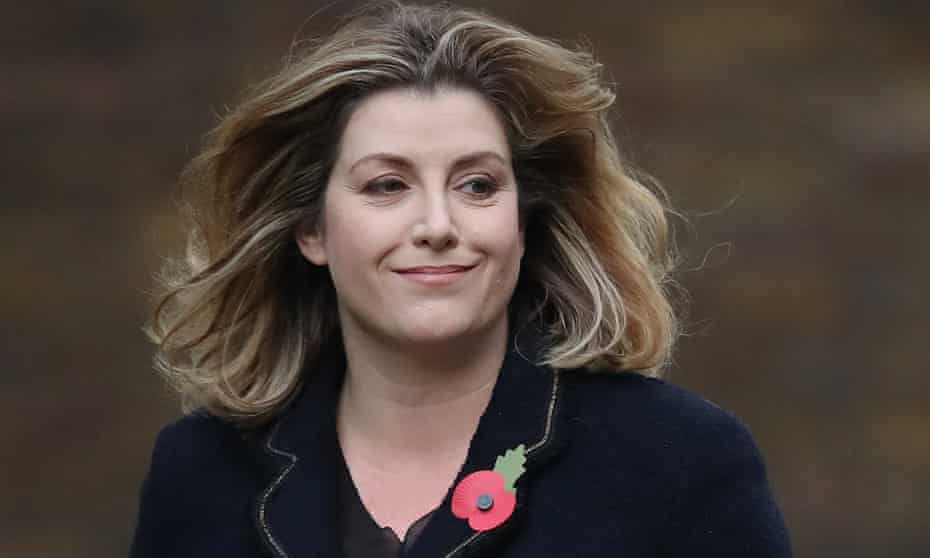 Penny Mordaunt's appointment will appease many Eurosceptic MPs.