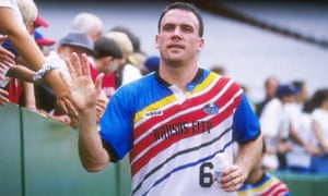 The Kansas City Wizards 1997 kit is one of the most memorable in MLS history