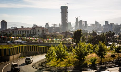 'This is Dubai now': Nobel-winning PM's plan to transform Addis Ababa