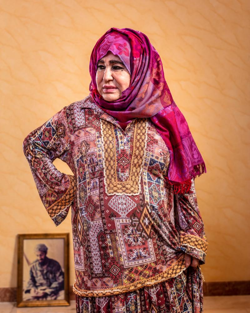 My son, Osama: the al-Qaida leader's mother speaks for the