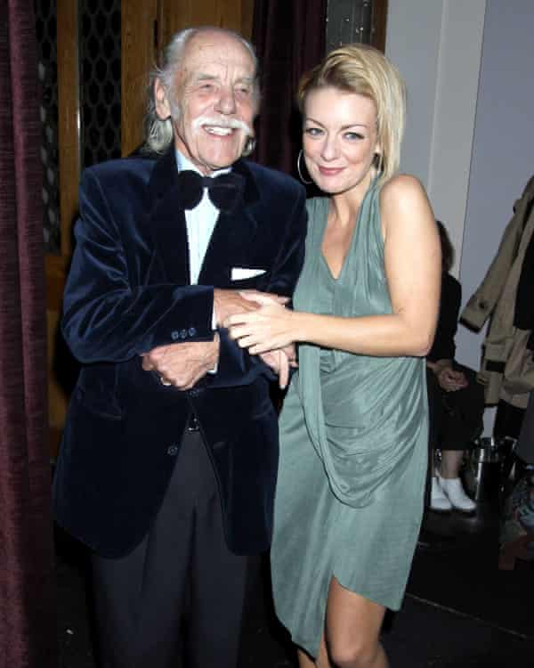 Sheridan Smith and her father