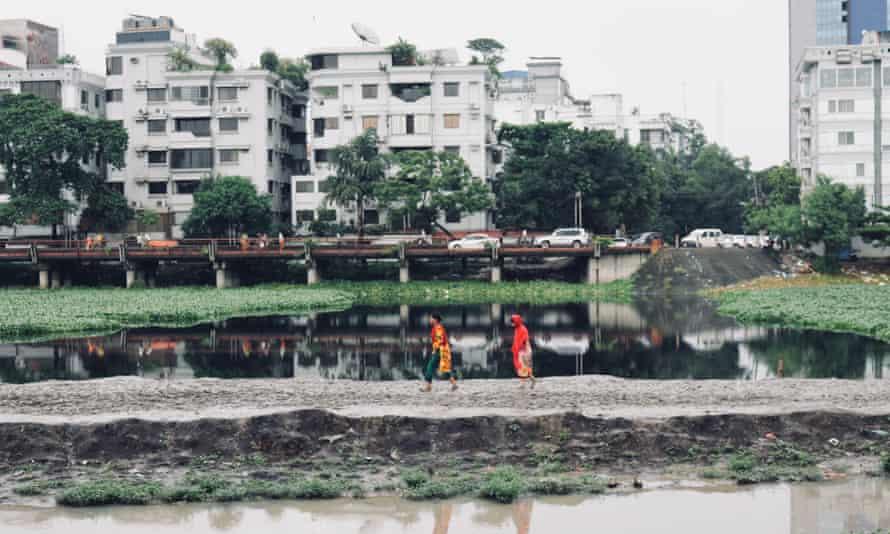 Dengue fever in Dhaka
