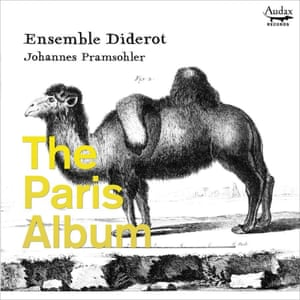 Ensemble Diderot: The Paris Album artwork