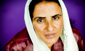 Mukhtar Mai has become an international campaigner for women's rights. She was gang-raped in 2002