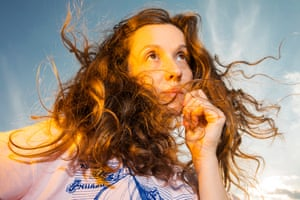 Beamed from an entirely different galaxy ... Jessy Lanza.