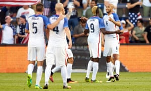 The US ended their approach to Copa América with a record win over Bolivia