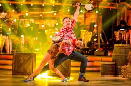 Ed Balls Katya Jones Strictly Come Dancing