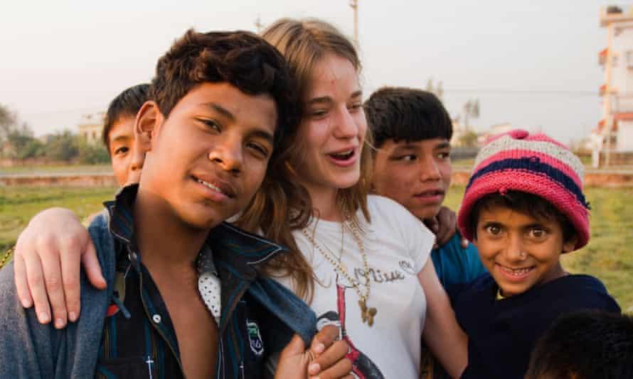 nepali youth - recreation