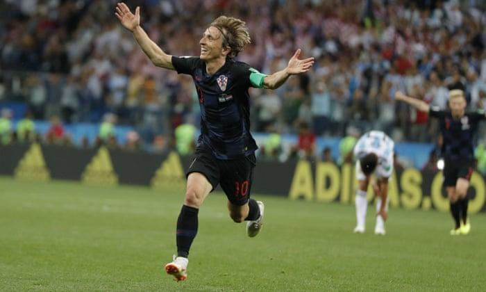 5b2c8e3b4 Luka Modric  the unassuming genius driving Croatia s tilt at the World Cup