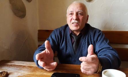 Gennady Vasilyev compiles 'books of memory'.