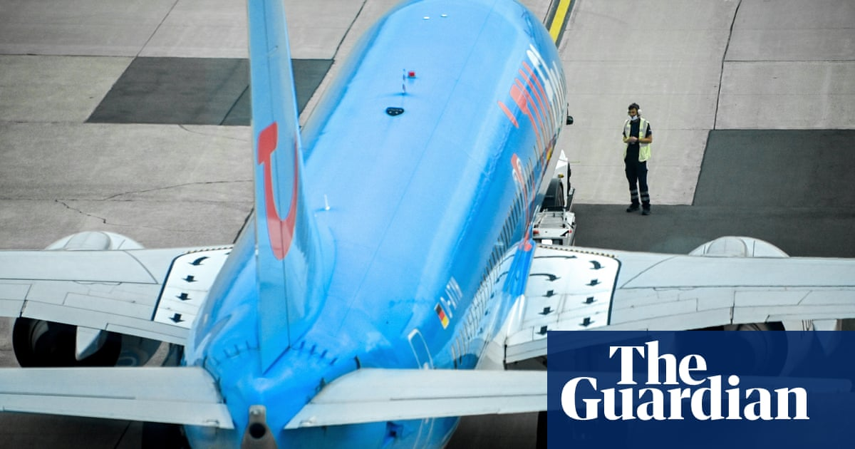 Tui plane in 'serious incident' after every 'Miss' on board was assigned child's weight