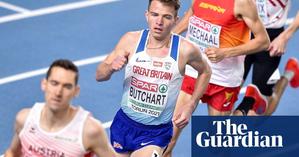 GB's Butchart to run at Olympics after suspended ban in 'faked' Covid test row