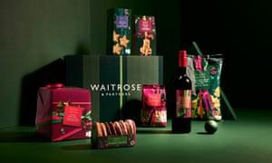 Waitrose & Partners Christmas Treats Box