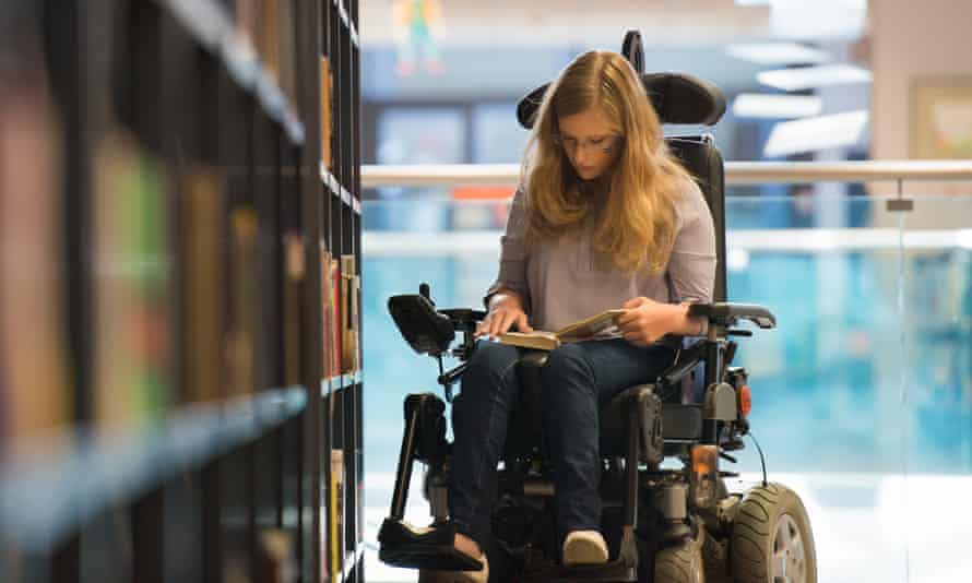 The challenges facing disabled women are usually assumed to be physical, but there are also more subtle but powerful messages deterring them from public roles.