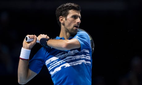 Novak Djokovic v Dominic Thiem: ATP Finals – live!