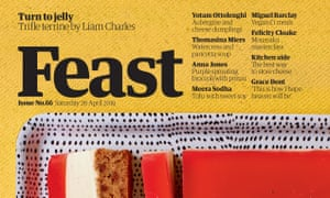 Feast magazine cover for 20 April 2019