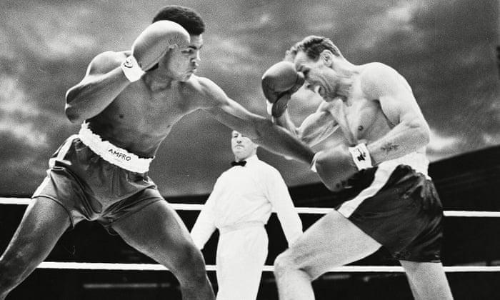 A alegria de seis: rivalidades de boxe peso-pesado britânicos e americanos