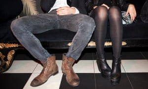 Manspreading: annoying yet secretly attractive?