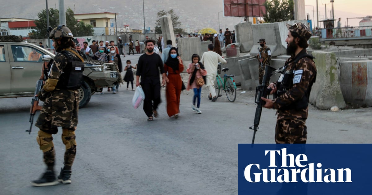 Civilians killed in deadliest Kabul attack since US withdrawal
