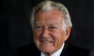 Bob Hawke auction: true believers and bargain hunters do