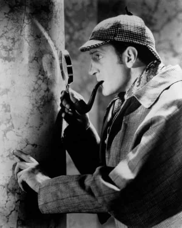 Definitive… Basil Rathbone in The Adventures of Sherlock Holmes (1939).