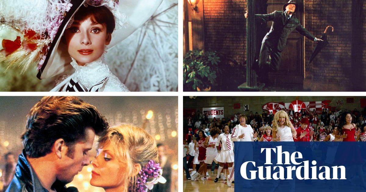 From My Fair Lady to Grease 2: Guardian writers on their favourite movie musicals