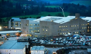Dumfries and Galloway hospital