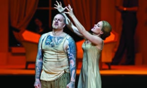 Dutch National Opera/Ivo Van Hove'sproduction of Salome, with Malin Byström and Evgeny Nikitin