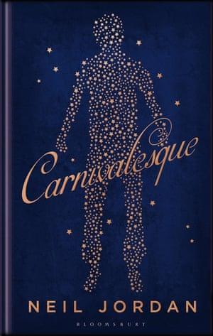 Cover image for Carnivalesque by Neil Jordan