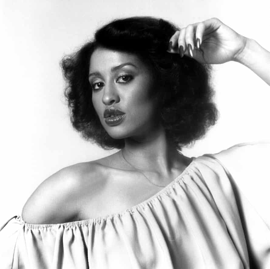 Phyllis Hyman, who died in 1995.
