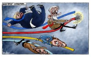 Brian Adock 16.11.19 cartoon