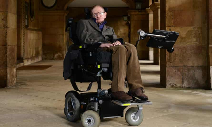Stephen Hawking: 'To keep someone alive against their wishes is the ultimate indignity.'