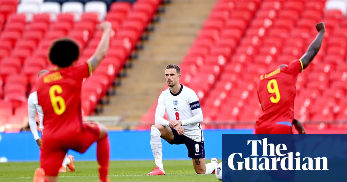 Booing England players achieves nothing, argues Jordan Henderson