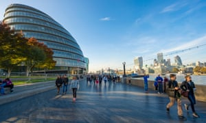 London City Hall is a public island in a sea of privatised open air space owned by Kuwaiti land barons.