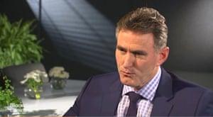 RBS CEO Ross McEwan