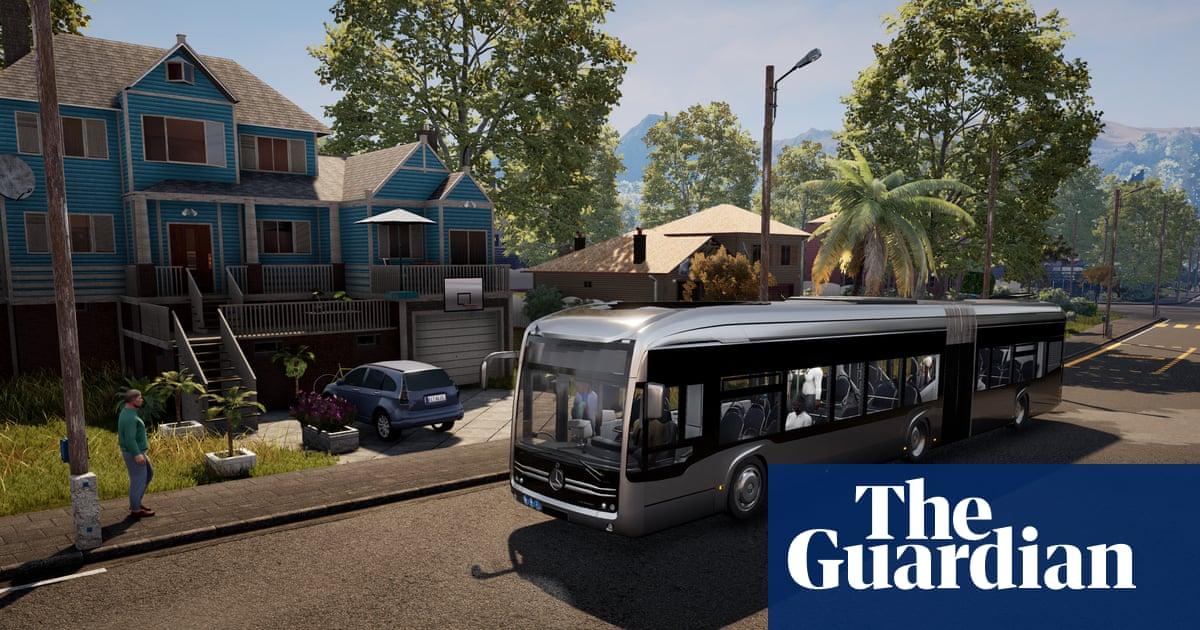 Next stop, Zen: my strange life playing Bus Simulator 21