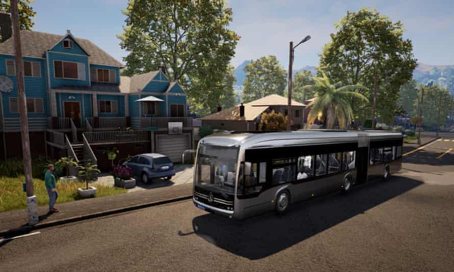Bus Simulator 21.