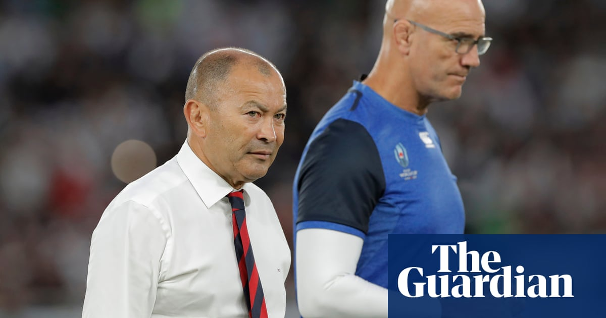 Eddie Jones and gurus relish finest hour in their pursuit of perfection | Robert Kitson