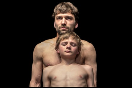 'Utterly fascinating' … Victor by Campo, starring the young Viktor Caudron and Steven Michel.