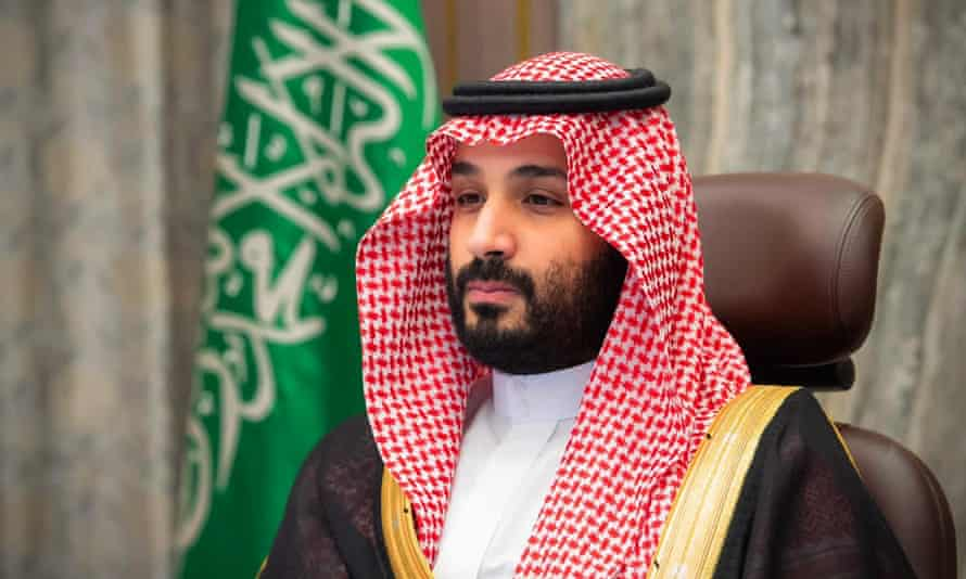 Mohammed bin Salman, the Saudi crown prince, is widely seen as the kingdom's real de facto ruler but Joe Biden has indicated he sees King Salman as his counterpart.