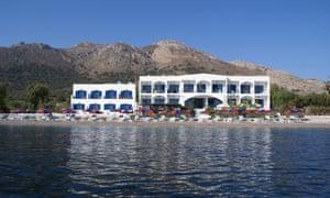 Eleni Beach Hotel, Tilos