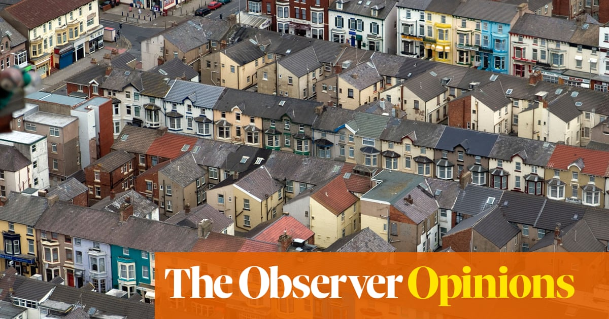 In Britain, the rich are richer but the poor far poorer than in Europe | Torsten Bell
