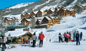 Slope style: the pretty ski chalets in Valloire