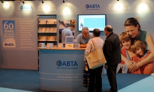 Abta is the go-to organisation to find out where to send claims depending on the contract.