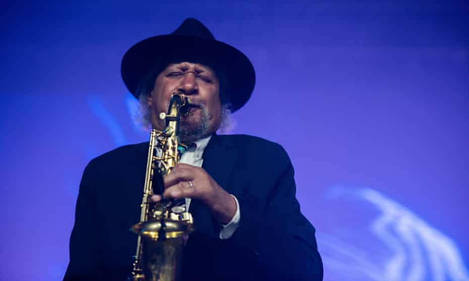 Free-jazz heavyweight ... Gary Bartz at We Out Here.