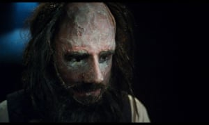 Woozily experimental … Niles Atallah's film Rey.