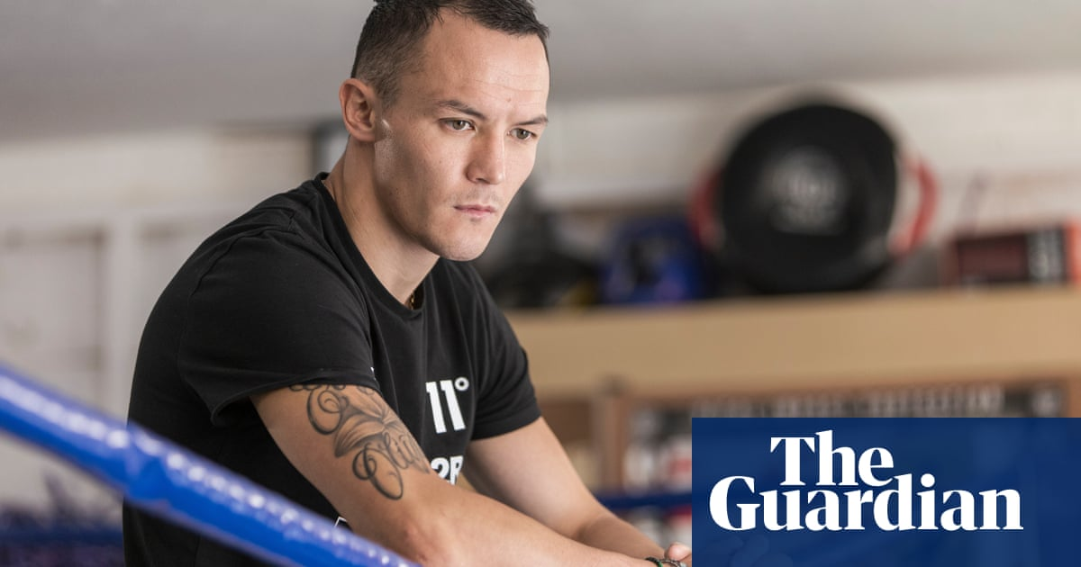 Josh Warrington: 'I always worried about losing, because how will you react?'