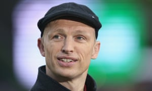 Matt Dawson, the former England rugby international, whose Lyme disease diagnosis dominated headlines this week.
