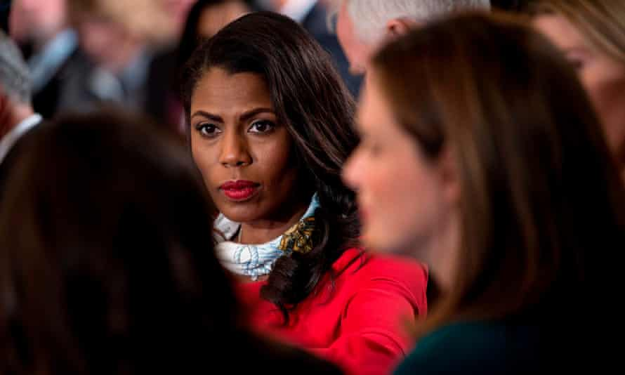 Omarosa Manigault Newman once called Trump's presidency his 'ultimate revenge'.