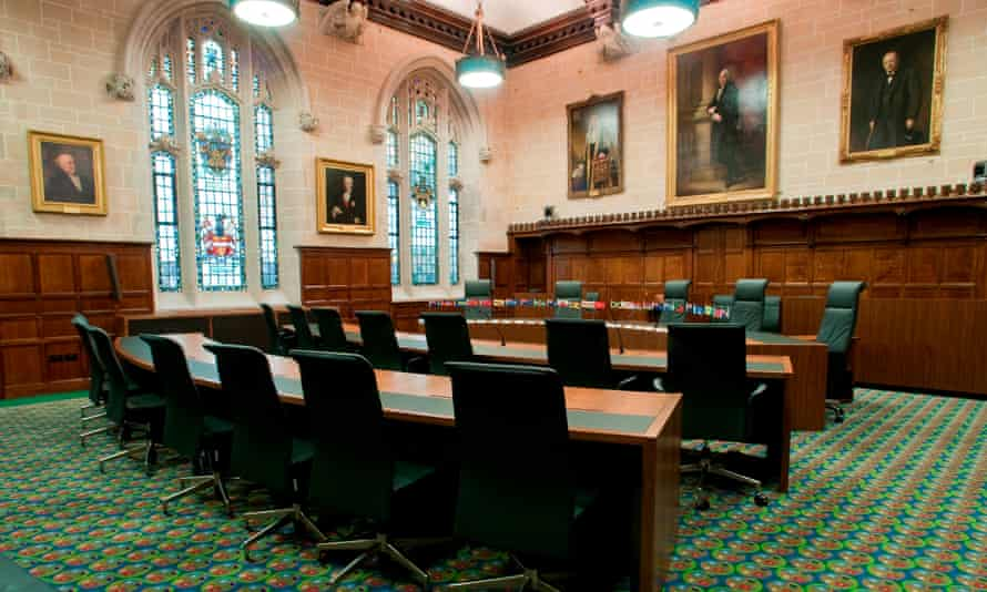 Court three of the judicial committee of the privy council (JCPC) in Westminster